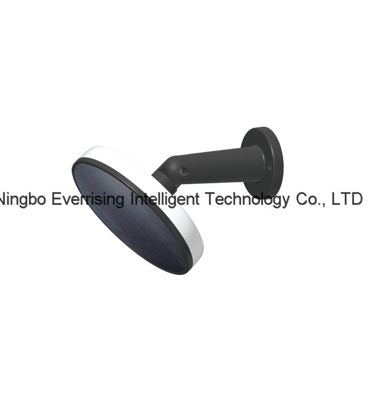 IP65 Outdoor Solar Motion Sensor LED Wall Light for Garden