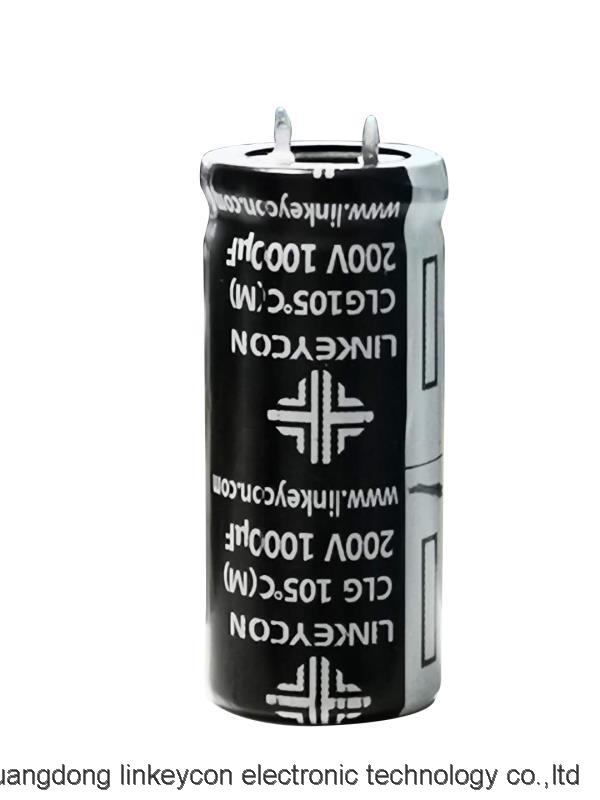 Snap-in Type Aluminum Electrolytic Capacitors – Snap-In CLG Series 2KH 105°C