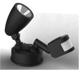 PIR Sensor Outdoor Wall Light