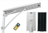 LED Solar Outdoor Lighting Intelligent Street Lamp