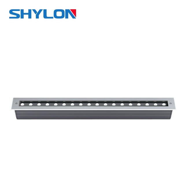 SL2306 Stainless Steel Panel LED Inground Light