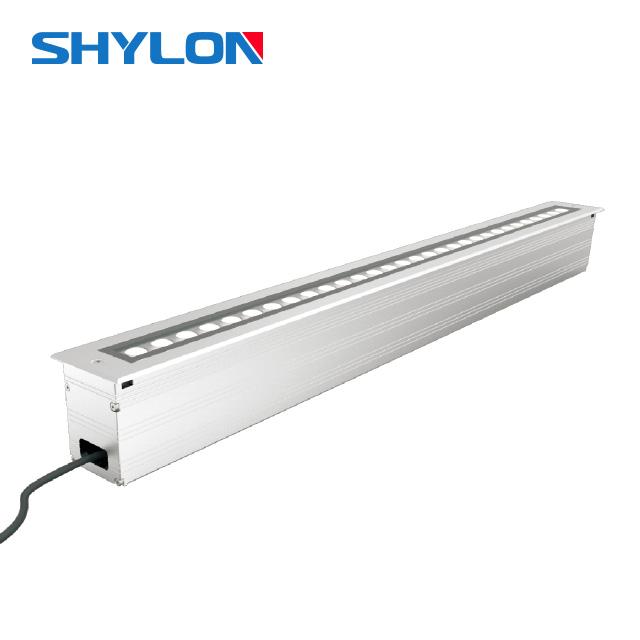 SL2307 Aluminum Panel Inground LED Light