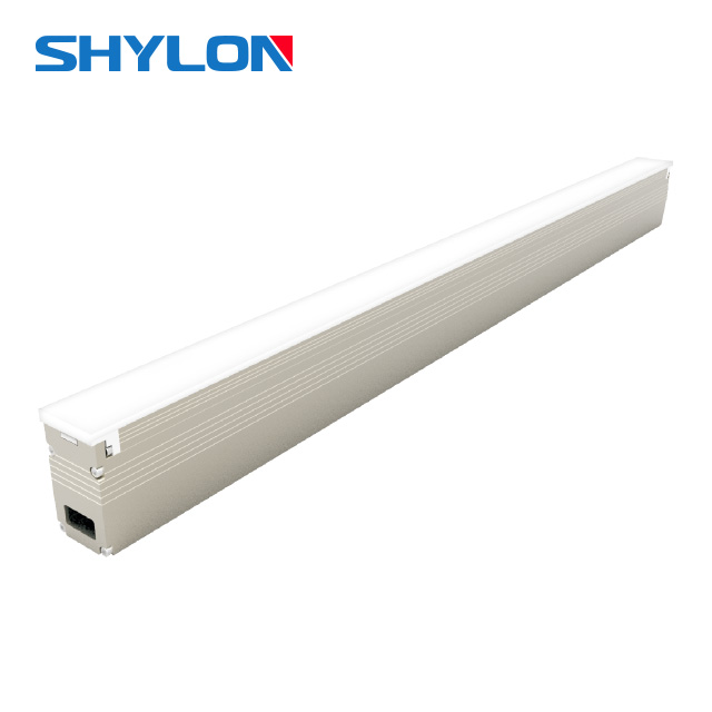 SL2309 Embedded Frosted Glass Panel Inground Led Light