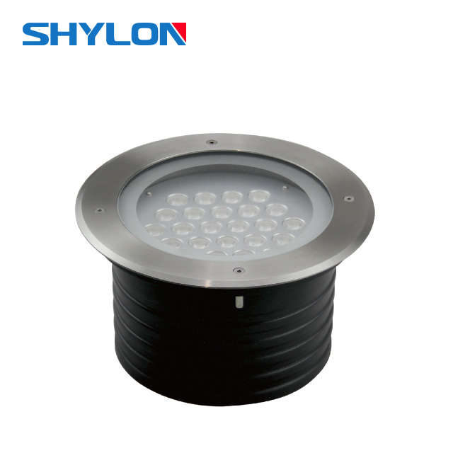 Recessed Outdoor Underground LED Light