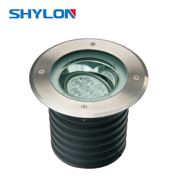 Tilt Angle Recessed Inground Lighting