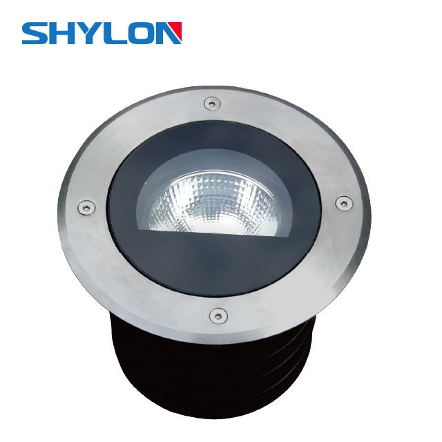 SL2109C Stainless Steel Panel Outdoor Inground Light