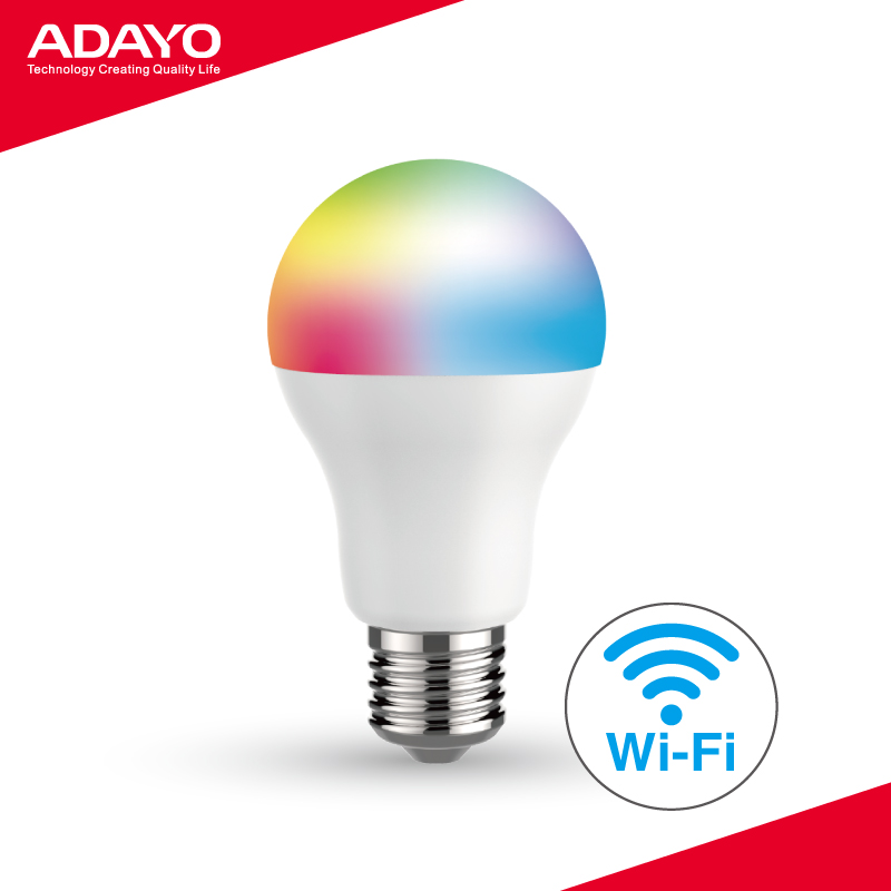 WIFI light source smart led bulb
