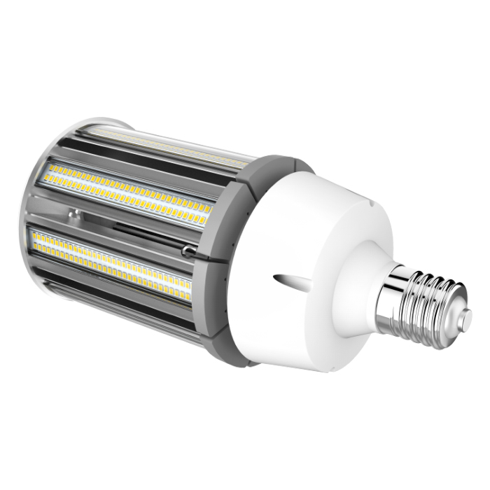 multifunctional interface 100W LED CORN LIGHT enclosed fixture DLC CE 150lm w outdoor Luminaire