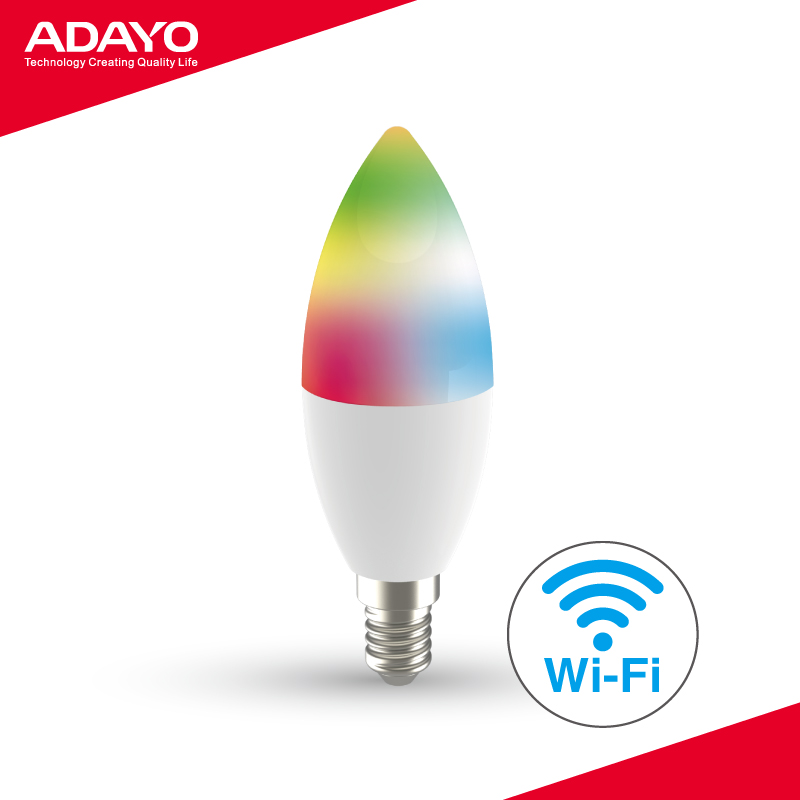 smart light wifi candle light