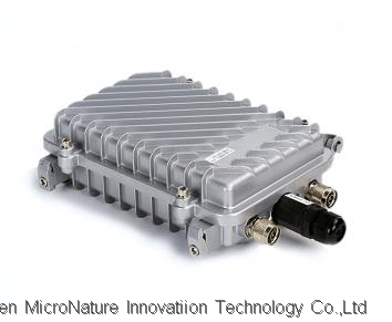 Micronature Smart Router Gateway provide two-way communication and protocol conversion 4G to PLC