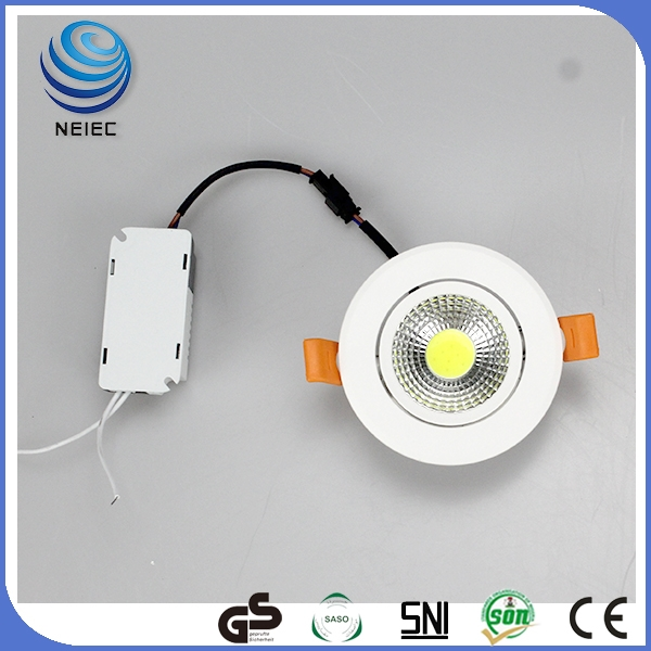 Nice apprearance Downlight die-casting aluminum ceiling light