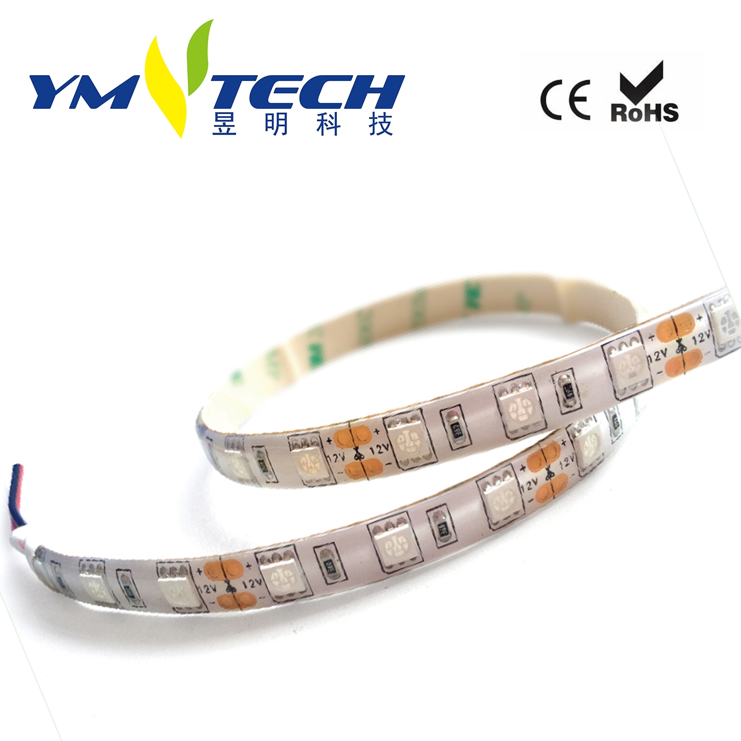 5050RGB Flexible Led Strip