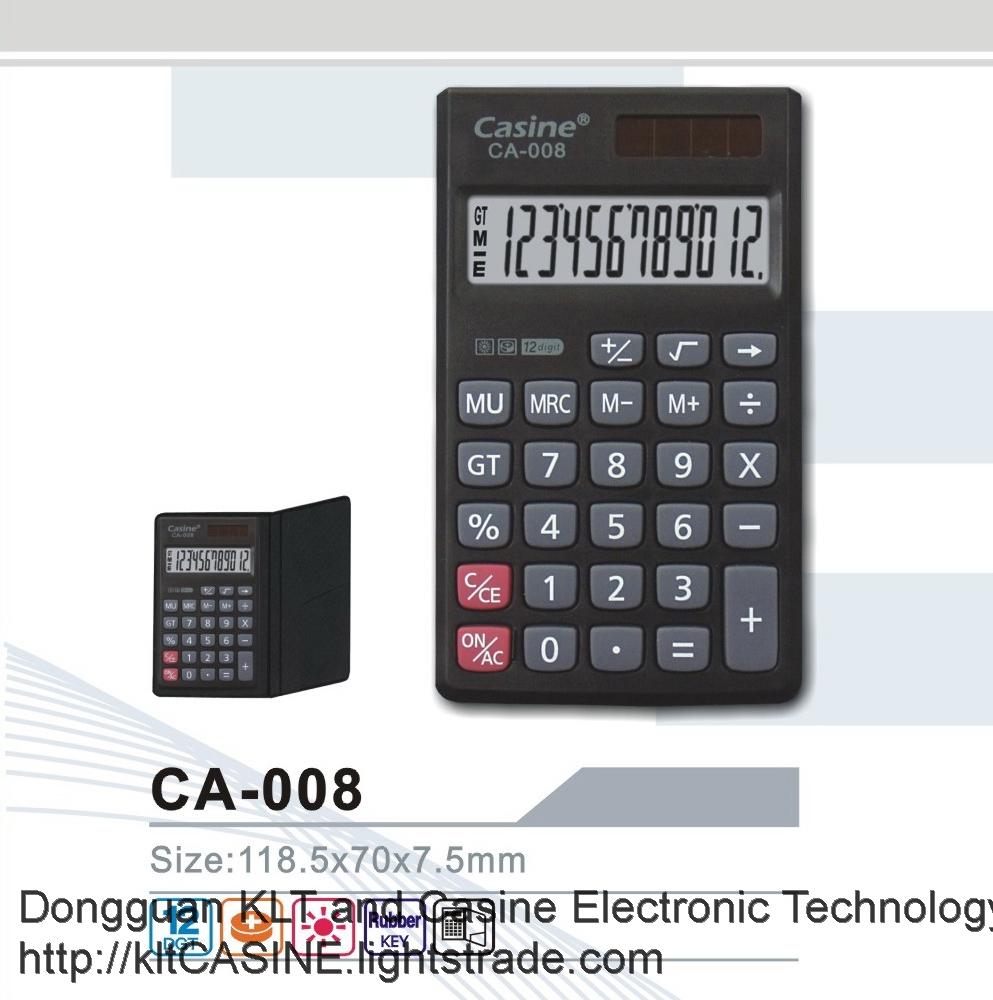 Handheld Calculator CA-008