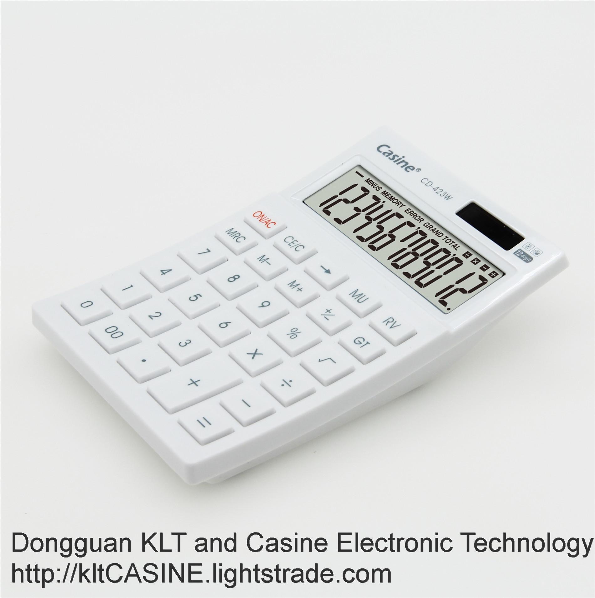 Desktop Calculator CD-423