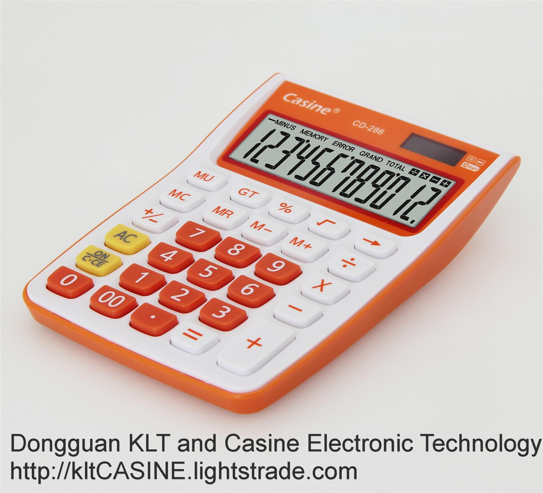 Desktop Calculator CD-286
