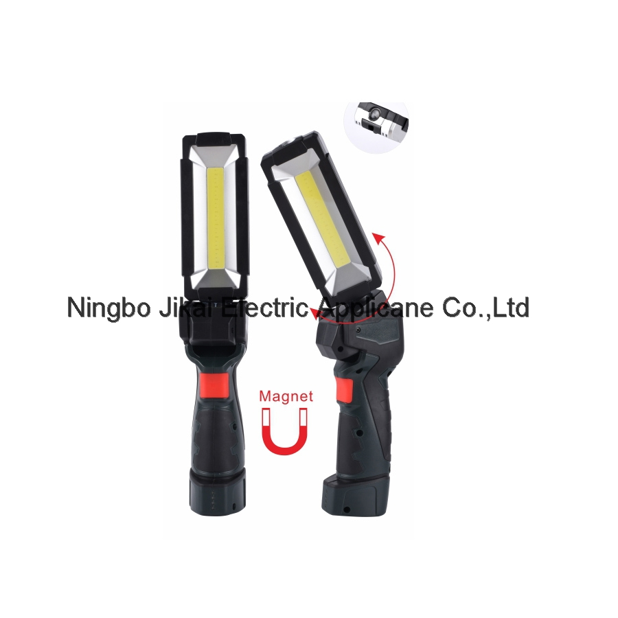Rechargeable COB work light