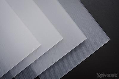 Pyramid (Prism) Diffuser Sheet