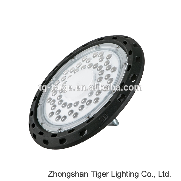 Taige High Performance LED 100W 150W 200W UFO Industry Led High Bay Light