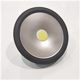 Portable IP44 Waterproof Solar-powered flying saucer COB10W AC85-265V Rechargeable UFO Emergency