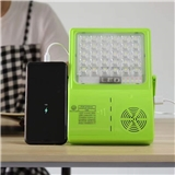 Portable Waterproof Solar Bluetooth Emergency Light 20W DC5V charging speakers Lamp Touch control