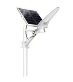 LED Solar Street Light 30W 60W Solar polycrystalline panel Street Lamp Time control LiFeO4 battery