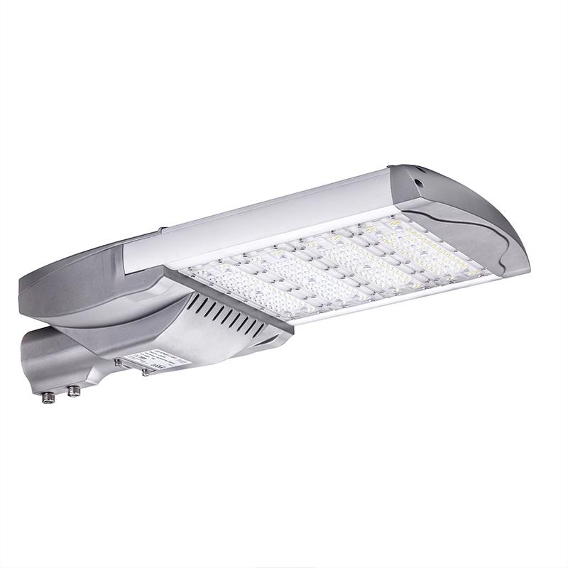 Bridge lamp LED street light with smart dimming control