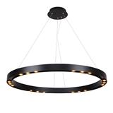 Modern indoor metal shade hanging decorative fixture chandeliers pendant lights led