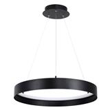 European creative iron hanging modern round ring chandeliers pendant lights