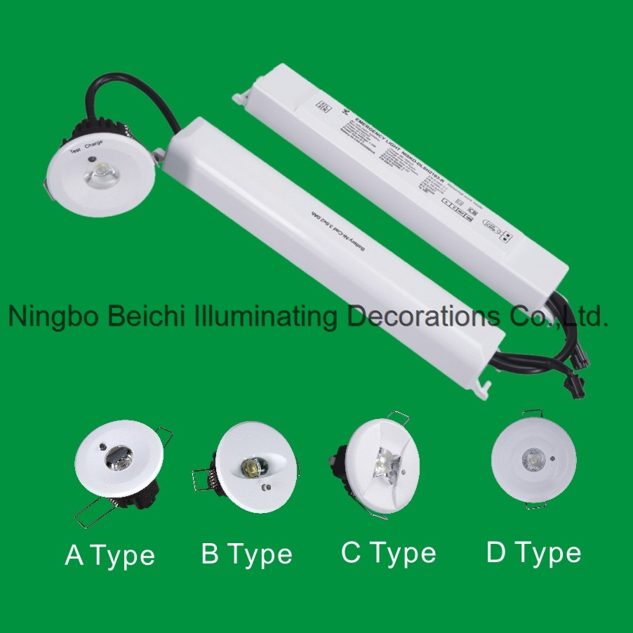 2020 Hot sale Emergency light LED Emergency Light with Converter