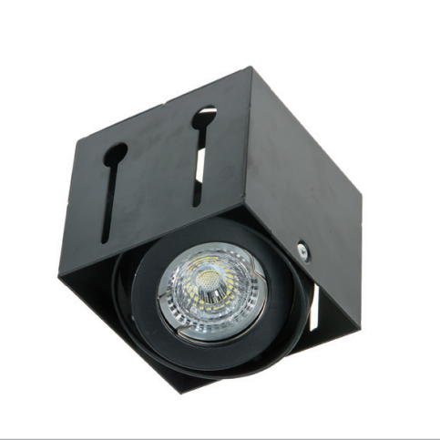 Spot light fixture GU10 MR16 Multi function Frameless
