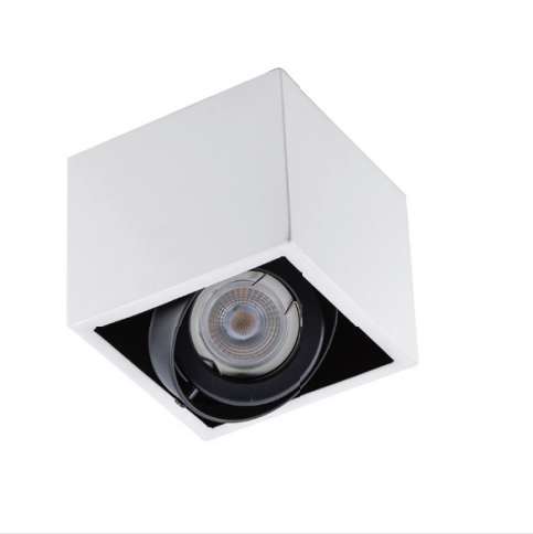 Spot light fixture GU10 MR16 Multi function Surface mounted