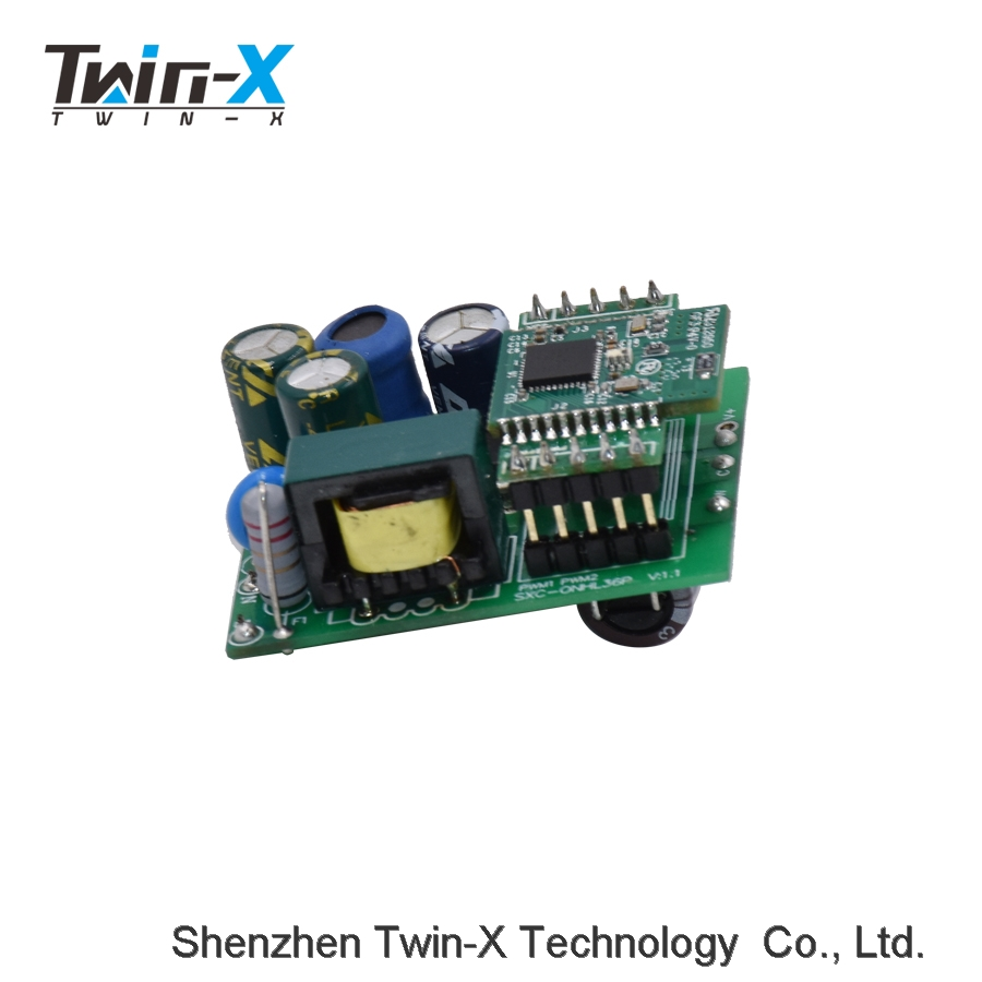 LED 20-36W pwm bluetooth wifi dimming driver power supply