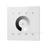 DMX512 Wall Mounted Single Color Controller