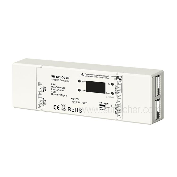 Smart SPI Controller