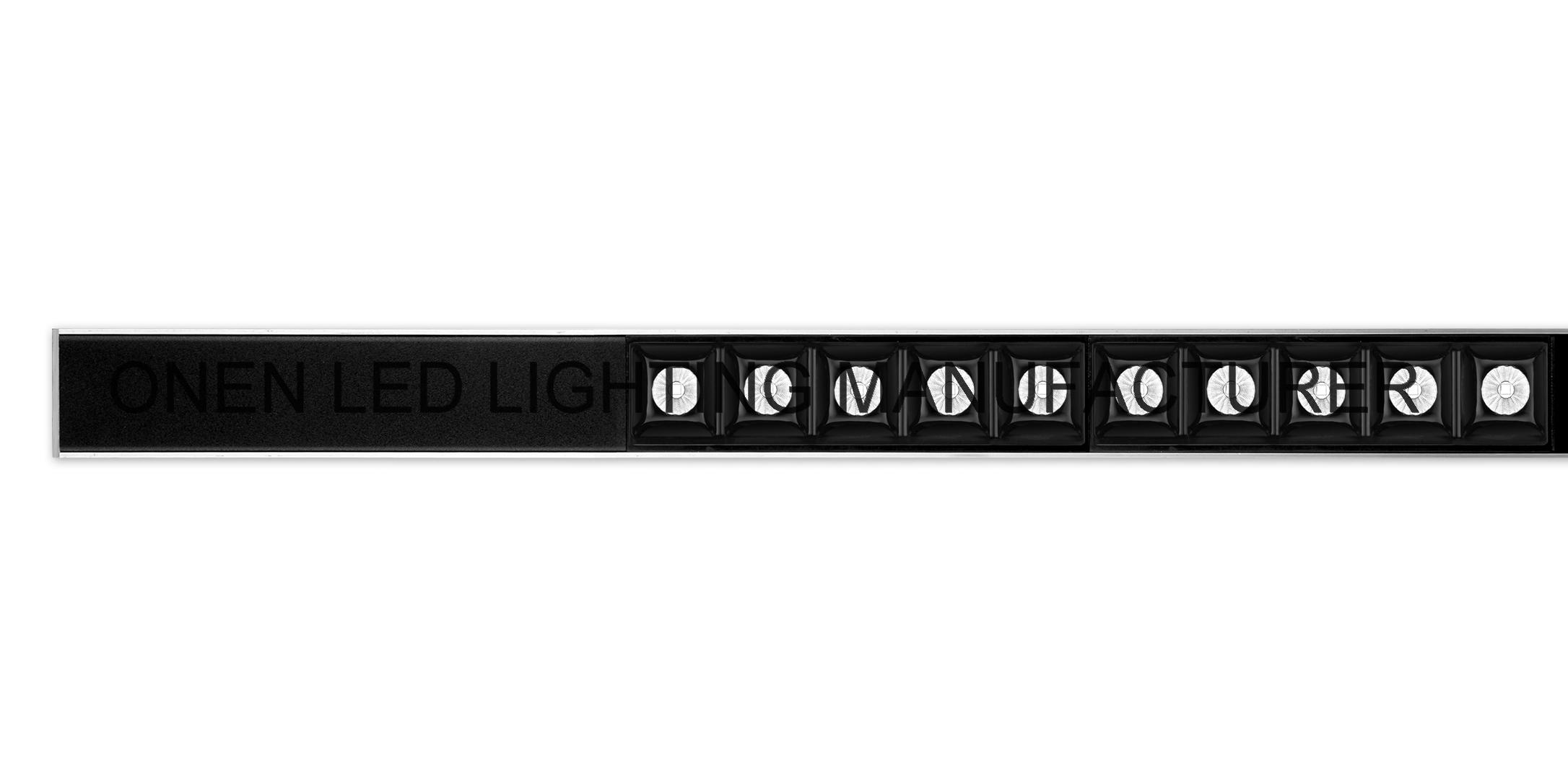 ounen High contrast indoor linear light MJA101-21W