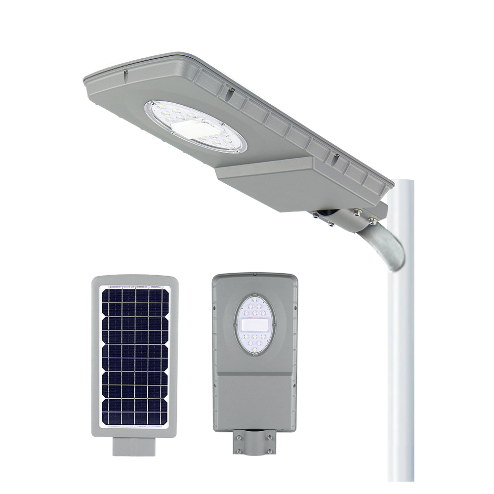 KCD Panel led light Solar modern lighting China manafucture 60w 100w led solar street light