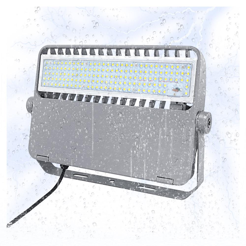 KCD Waterproof Portable light outdoor high power 100w 200w 500w led flood light