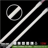 288LED 6mm PCB 12V Milky Dotless LED Strip