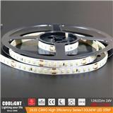 2835 128LED m 24V CRI90 High Efficiency Series130LM W LED STRIP