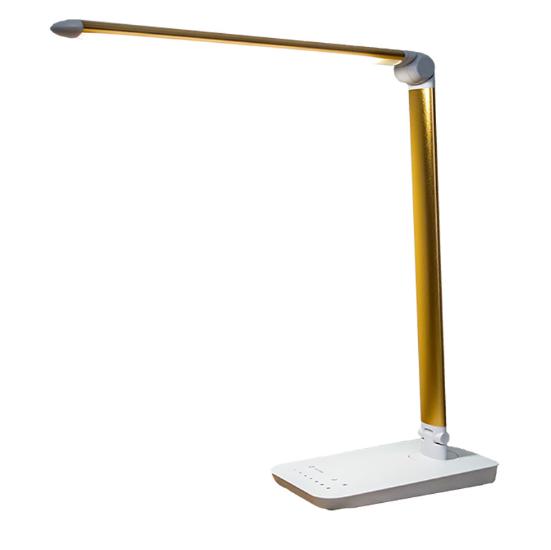 Creative bedroom bedside lamp reading students learn LED eye-protection smart folding desk lamp
