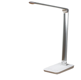 LED desk lamp state AA with USB port mobile phone wireless charging office learning desk folding tou