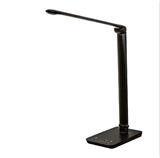 LED desk lamp touch wireless band USB charging folding learning reading eye protection dimming color