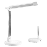 LED desk lamp creative European simple folding eye protection learning lamp touch belt timing USB ch