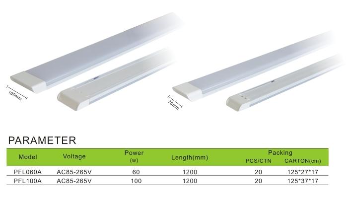 LED purified light