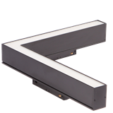 LED Magnetic Linear M35-PC300 90°22W 2021 NEW