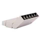 Magnetic led grille folder light M20L6 6W White
