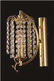 YHwb2525 Crystal wall light Candle Light