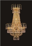 YHwb2526 Crystal wall light Candle Light