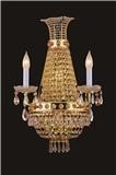 YHwb2528 Crystal wall light Candle Light