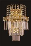 YHwb2532 Crystal wall light Candle Light